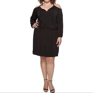 MICHAEL Michael Kors Women's Plus Cocktail Dress